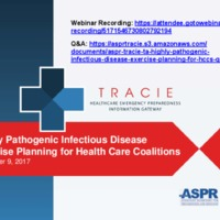 http://repository.netecweb.org/pdfs/aspr-tracie-netec-ebola-health-care-coalition-exercises-webinar-slides-508.pdf