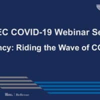 NETEC COVID-19 Webinar Series (6/24/20): Resiliency: Riding the Wave of COVID-19