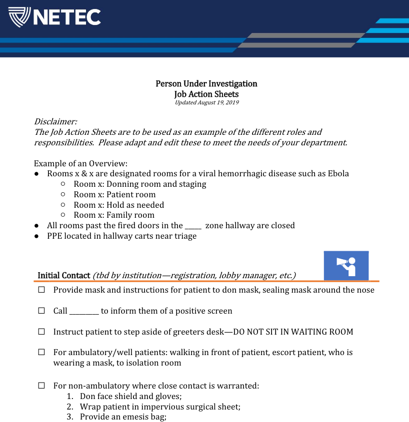 NETEC_Job Action Sheets.docx
