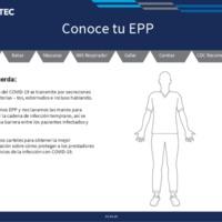 Conoce tu EPP