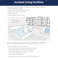 Considerations When Cleaning Assisted Living Facilities
