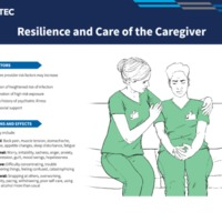 Resilience and Care for the Caregiver
