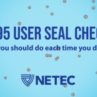 N95 User Seal Check Animation