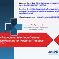http://repository.netecweb.org/pdfs/aspr-tracie-ebola-regional-transport-exercises-webinar-slides-508.pdf
