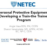 PPE Training the Trainer