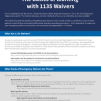 The Basics of Working with 1135 Waivers
