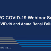 NETEC COVID-19 Webinar Series (11/04/20)/Online Course: COVID-19 and Acute Renal Failure