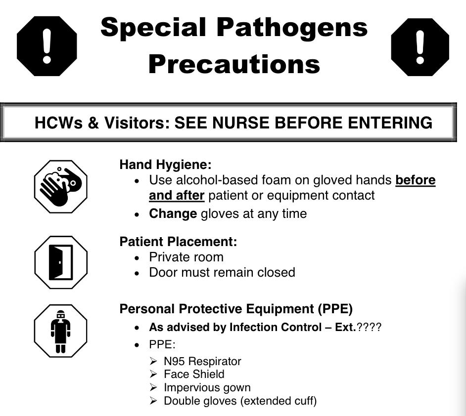 NETEC Special Pathogen Precautions ALT (1).docx