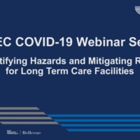 NETEC COVID-19 Webinar Series (7/22/20): Tackling the COVID-19 Storm through the Lens of Long-Term Care Facilities: Part 2