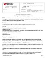 Obtaining and Processing Laboratory Specimens