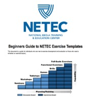 Beginners Guide to NETEC Exercise Templates