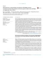 Motivaciones y experiencias emocionales del primer equipo multidisciplinario hospitalario entrenado para atender casos de Ébola en Andalucía (2014-2016)
