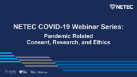 Pandemic Related Consent, Research and Ethics Final.pdf