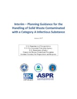 Interim-Planning Guidance for the Handling of Solid Waste Contaminated with a Category A Infectious Substance