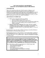 Bamlanivimab EUA Healthcare provider Fact Sheet_0.pdf